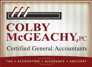 Colby McGeachy, PC -  Certified General Accountants